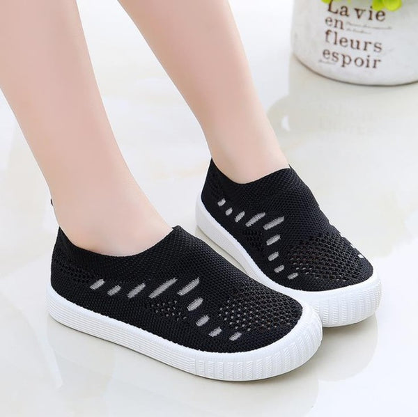 Breathable Slip on Running Sneakers