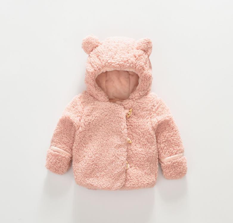 Warm Bear Winter Hoodie