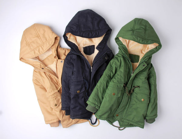 Windbreaker Winter Jacket