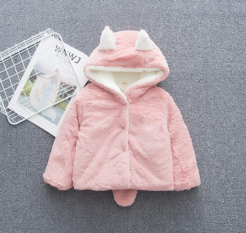 Kitty Winter Hoodie