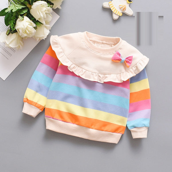 Baby Girl Multi Coloured Sweater