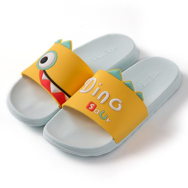 Dino Monster Slides