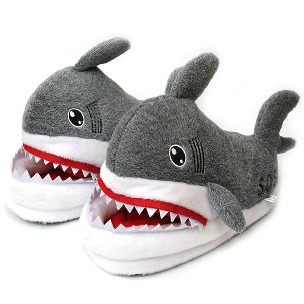 Shark Mouth Slippers