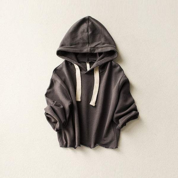 Classic Happy Sole Baby Hoodie