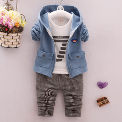 Denim Baby Outfit