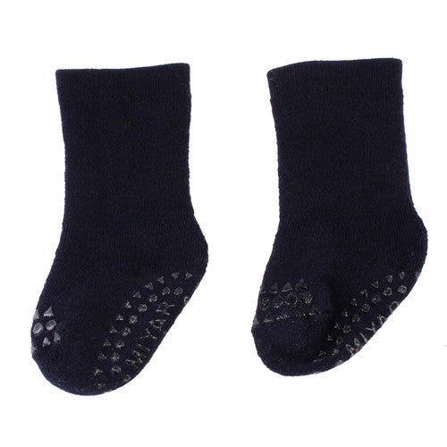Anti-slip Rubber Sole Baby Socks