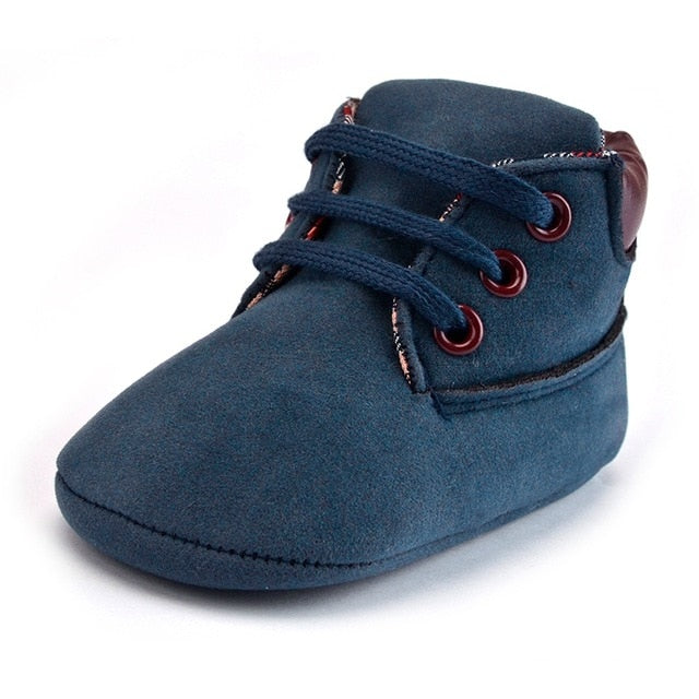 Handsome Boy Baby Shoes
