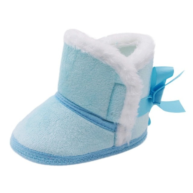 Princess Winter Baby Boots