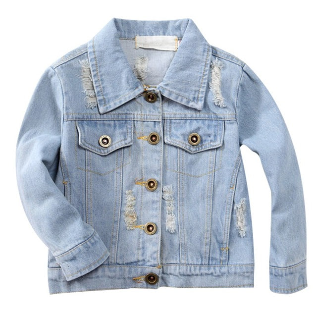 Baby Girl Denim Jacket