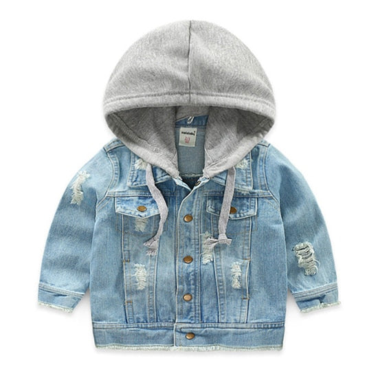 Cool Baby Denim Jacket