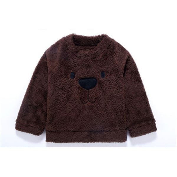 Teddy Bear Winter Sweater