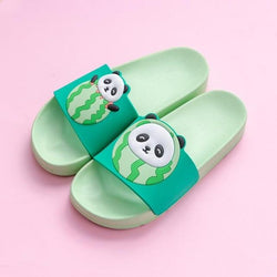 Watermelon Panda Slides