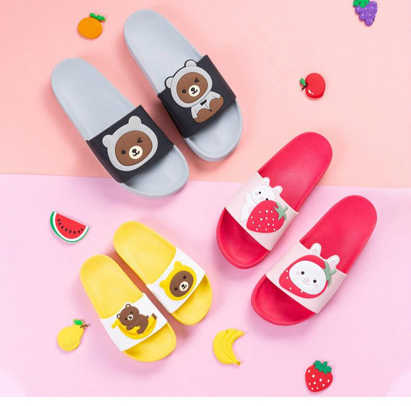 Banana Bear Slides