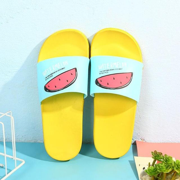 Watermelon Slice Slides