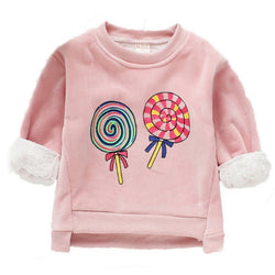 Candy Baby Girl Sweater