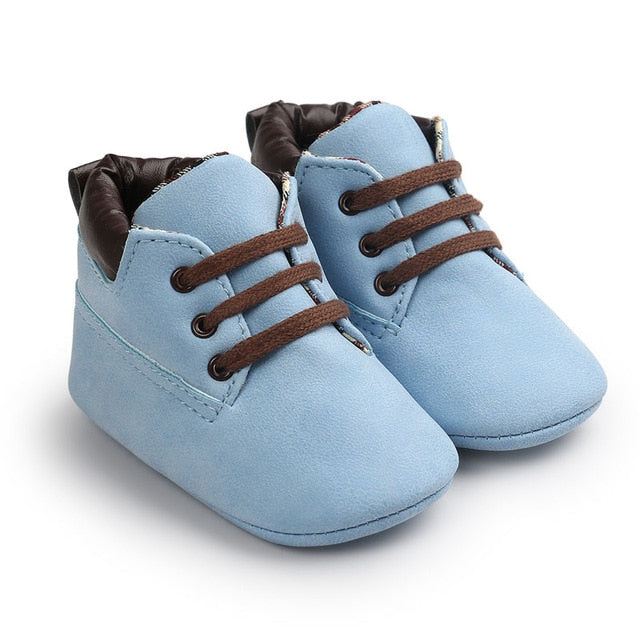 Sweet Leather Baby Shoes