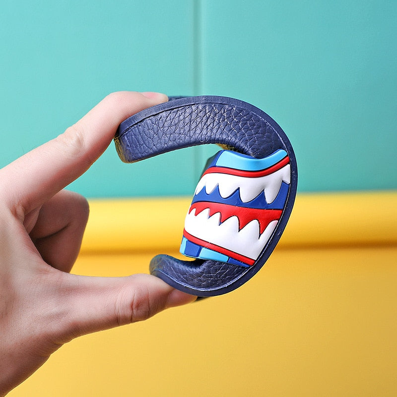 Monster Mouth Baby Slides