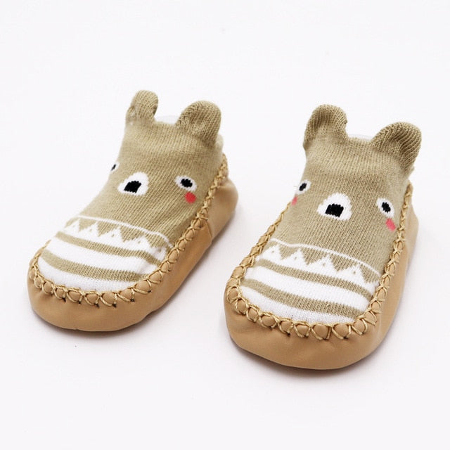 Animal Baby Anti-slip Socks