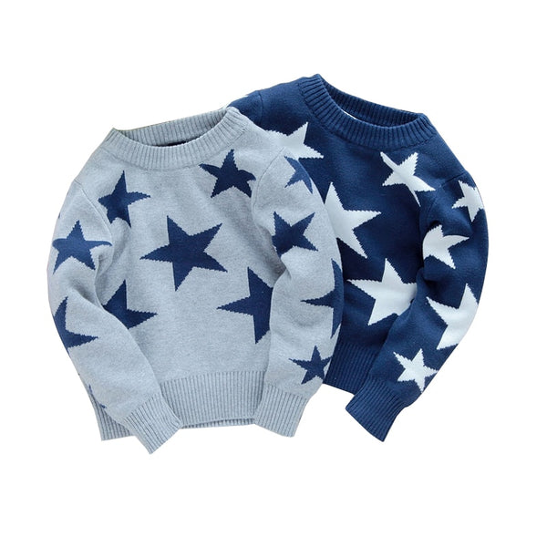 My Little Star Pull Over Sweater