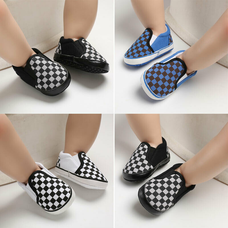 Slip On Baby Shoes