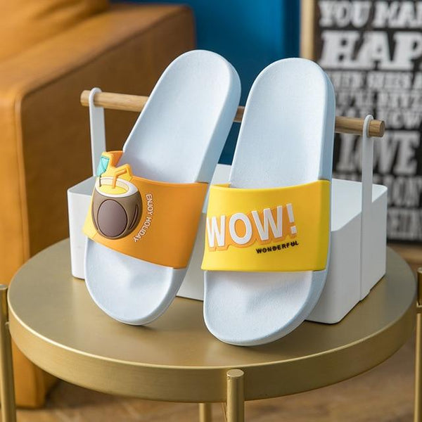 Coconut Summer Slides