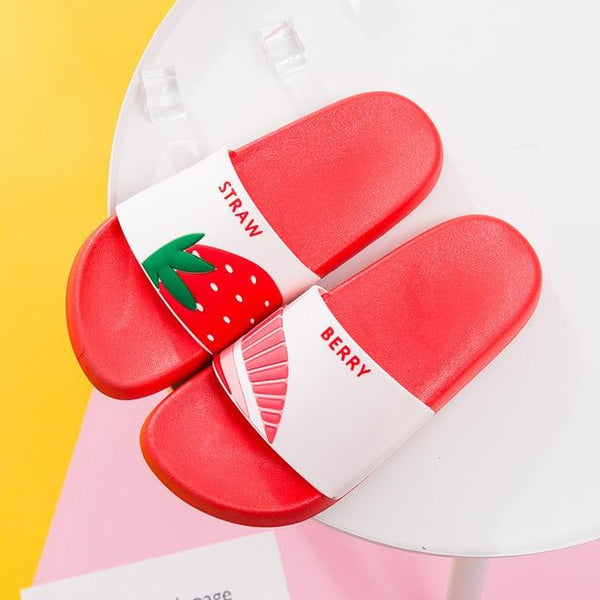Strawberry Magic Slides