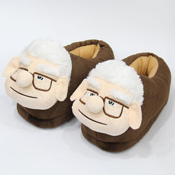 UP Grandpa Slippers