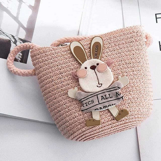 Bunny Princess Handmade Purse
