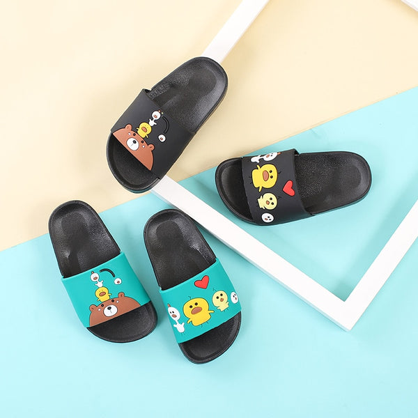 Rubber Ducky Bear Baby Slides