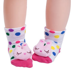 Cute Kitty Anti-slip Socks