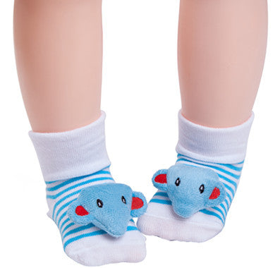 Cute Elephant Anti-slip Socks