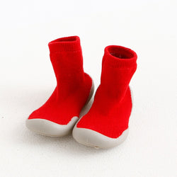 Colorful long Baby Sock Shoes