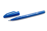 Pentel Fude Touch Calligraphy Fountain - Blue