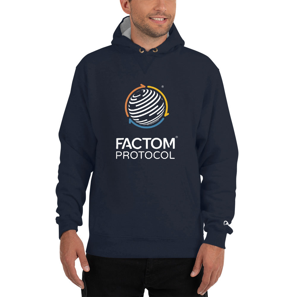 Full Warmth 100% Cotton Champion Hoodie