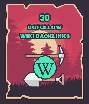 Wiki Backlinks