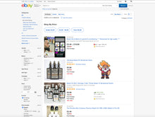 Load image into Gallery viewer, Gold Ebay Product SEO