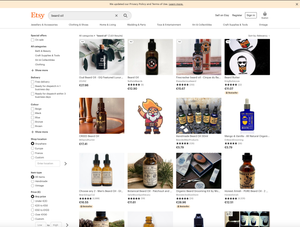 Platinum Etsy Product SEO