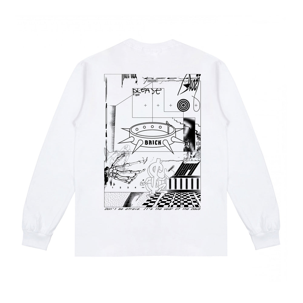 X: EDITION 05 + YOTD Long Sleeve