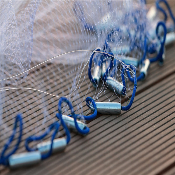 FISHING CASTNET - THROWING FISHING NET - Cute Addictions