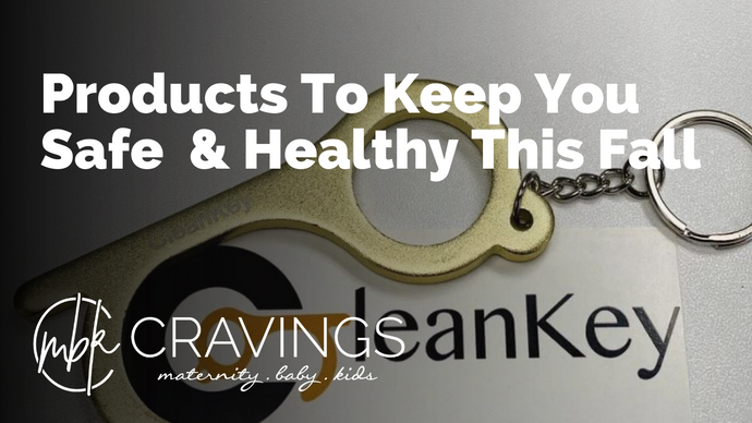 Products To Keep You Safe & Healthy This Fall