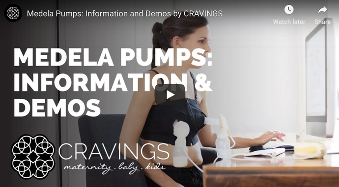 Medela Pumps: Information and Demos