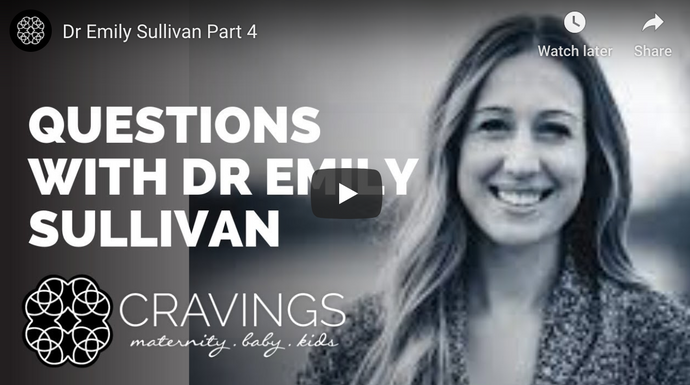Breastfeeding Answers with Dr. Emily Sullivan