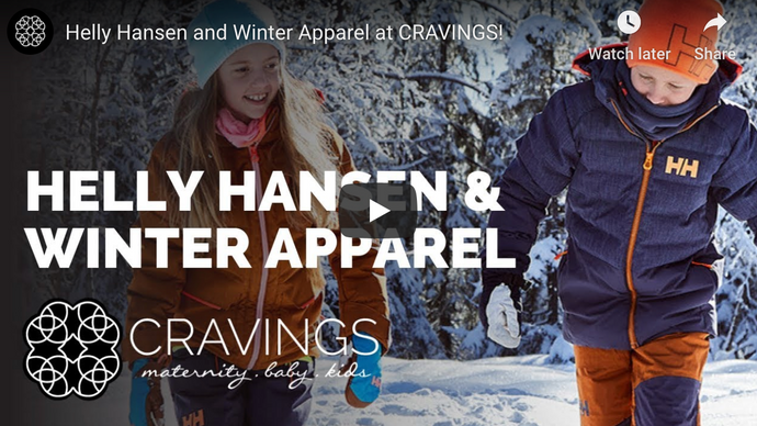 Helly Hansen and Winter Apparel at CRAVINGS