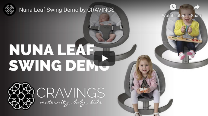 Nuna Leaf Swing Demo