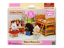 Load image into Gallery viewer, Calico Critters Children's Bedroom Set