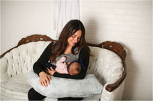 Load image into Gallery viewer, Posh N Plush Nursing Pillow - LUX