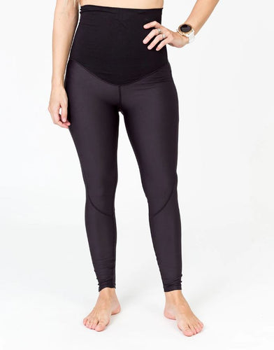 Cadenshae Maternity Leggings - Classic Full Length