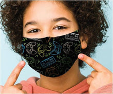 Load image into Gallery viewer, Care Cover Kids Face Masks