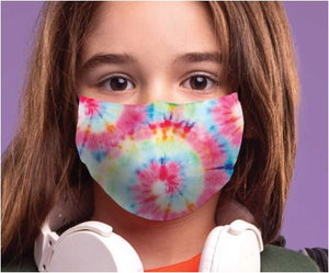 Care Cover Kids Face Masks