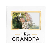 Load image into Gallery viewer, Pearhead I Love Grandpa Frame